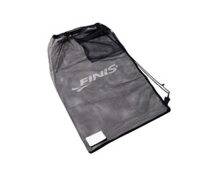 1.25.010.101 MESH GEAR BAG BLACK