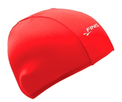 3.25.012.102 LYCRA SWIM CAPS RED UNISEX