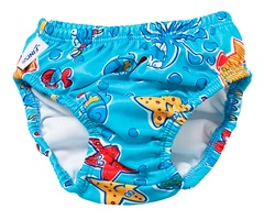 5.20.014.433 REUSABLE  BLUE SWIM DIAPER 36-48 MONTHS